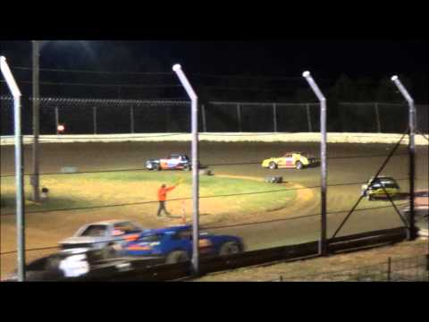 Doe Run Raceway Ministock Feature 5-22-15