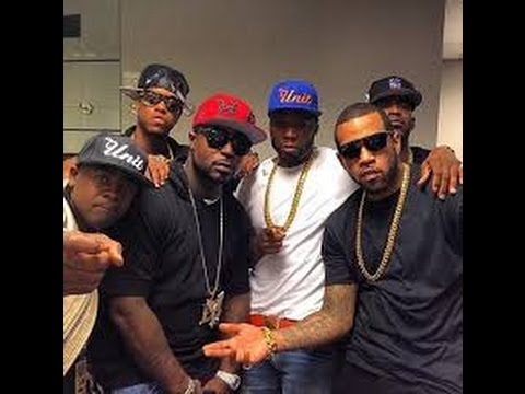 50 Cent G Unit Freestyle They Smash A Biggie Smalls Beat