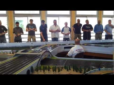 Course Slot racing le mans 2012