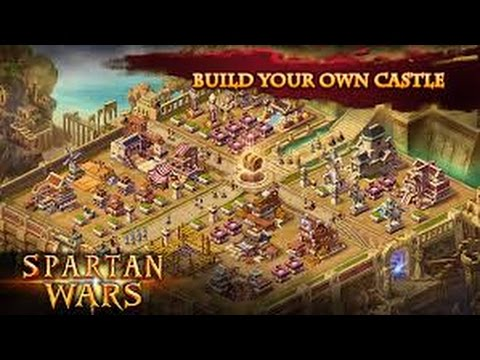 Spartan Wars Blood And Fire Android Game Play
