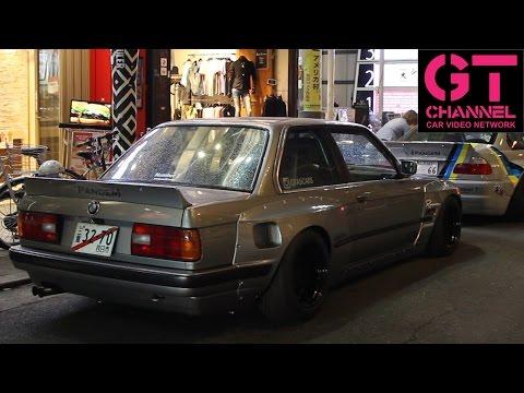 Masywnie Rocket Bunny BMW M3's in Japan - E30, E36 & E46 - YouTube BO42