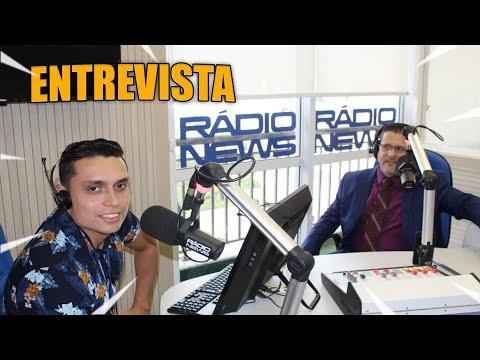 Detetive famoso em entrevista a Radio News