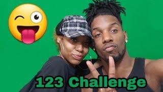 123 COUPLE CHALLENGE 🔥🔥