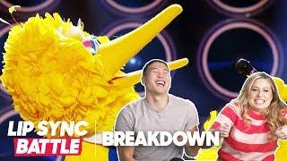 Comedians React to Big Bird on Lip Sync Battle w/ Joel Kim Booster & More!