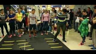 Быть всем! Заряженный Reebok ZQuick Drill Challenge(, 2014-03-19T09:54:03.000Z)