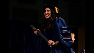 2019: Law School Hooding and Conferral of Degrees