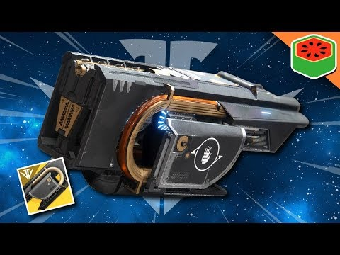 THIS EXOTIC IS BUSTED - Jötunn Fusion Rifle | Destiny 2 Black Armory