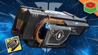 THIS EXOTIC IS BUSTED - Jötunn Fusion Rifle   Destiny 2 Black Armory