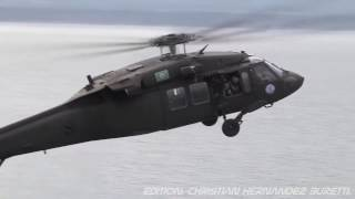 UH60 Black Hawk.