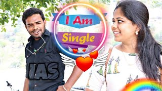 I Am Single ( IAS ) - Effect of Singles Love - Web Series | SriVasanth | Reignson | Single Tea Machi