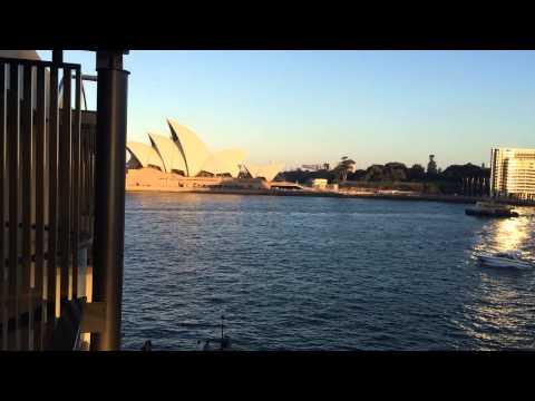 Park Hyatt Sydney City Harbour Room Tour