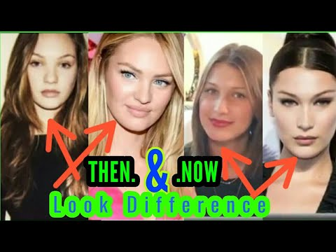 15 Photos of Famous Models When They Were Just Casting Girls | Some Top