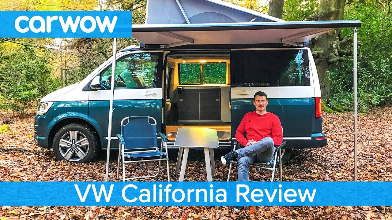 New Vw Camper Volkswagen California 2019 In Depth Review