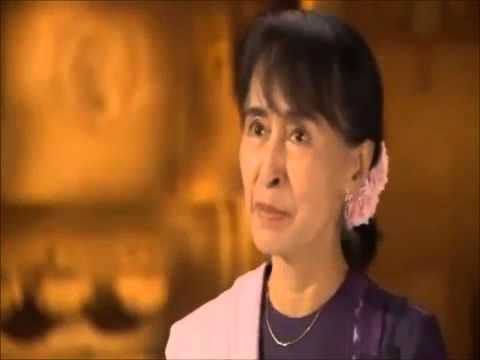 Aung San Suu Kyi   Interview with Ann Curry, September 21 2012