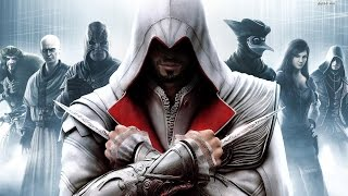 Assassin's Creed: Brotherhood All Cutscenes (Game Movie) PC Max 1080p HD