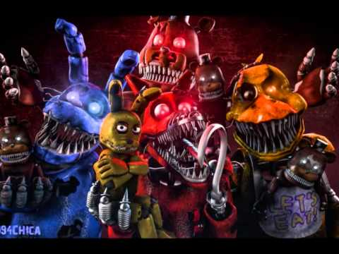 Five Nights At Freddys's - OMFG Hello