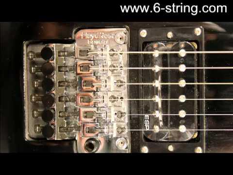 esp ltd mh 50 lmh50blk electric guitar youtube. Black Bedroom Furniture Sets. Home Design Ideas