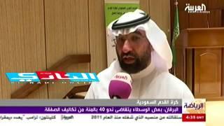 عبدالله البرقان يتحدث عن وسطاء اللاعبين وحرمان الاتحاد البطولة الاسيوية