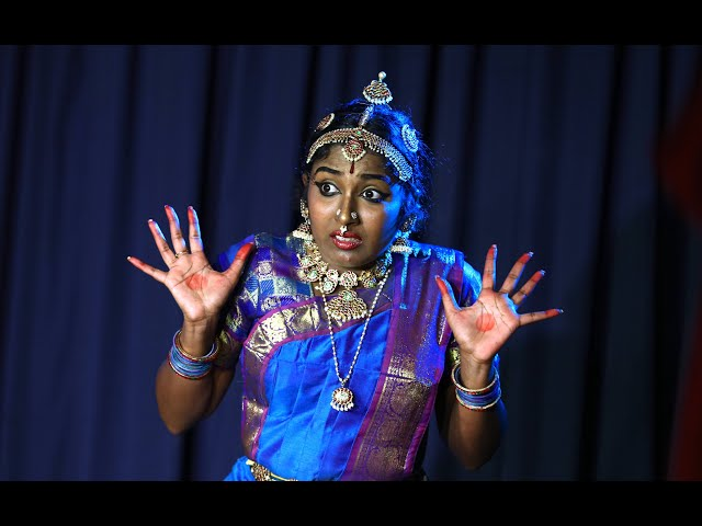 Soorpanaka admiring Sri Rama -