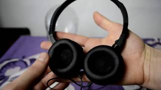 Audio Technica ATH-ES55 headphones SPL dB sound test