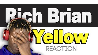 TM Reacts Rich Brian - Yellow (2LM Reaction)