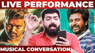 """What If Rayappan Sang Unakaga"" – Live Imitation Of Bigil Songs – Malto Kithapuleh Singer Interview"