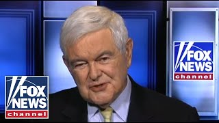 Gingrich reacts to Pelosi's feud with Ocasio-Cortez