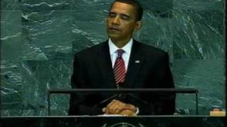 President Obama speaks at United Nations  General  Assembly Part4 4/4
