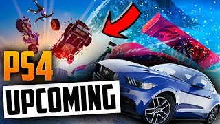 "TOP ""12 PS4 Best Graphics Upcoming Games"" 2018 May