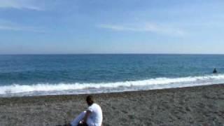 Koutsounari Beach, Lassithi, Crete. May 2010.