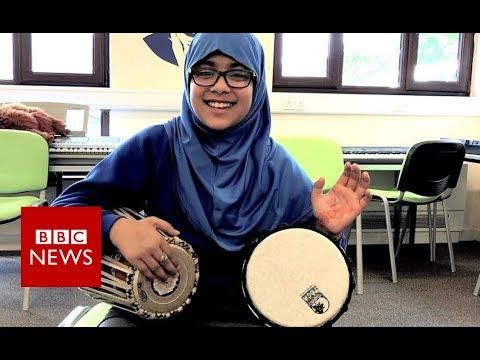 The school beating the odds with music - BBC News