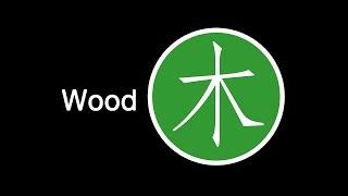 Rutine of Five Elements Qigong - 3º Wood