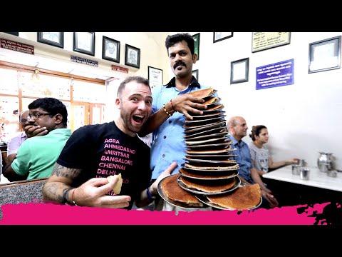 Top 10 Indian Street Foods In Bengaluru, India | The BEST INDIAN Street Food In Bengaluru