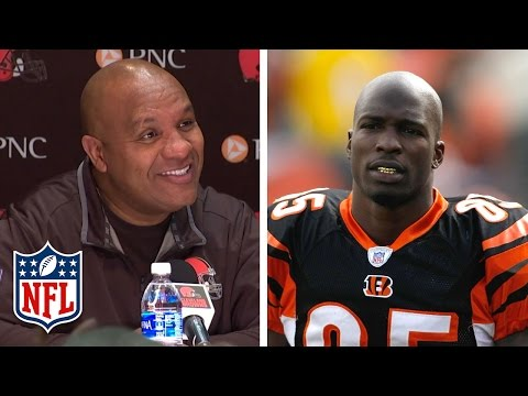 Hue Jackson Talks About Chad
