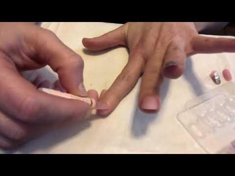 Red Aspen Nail Application Tutorial
