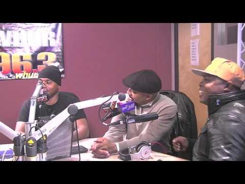 Frank Ski Show Interview w/Nephew Tommy, Tony Roberts, & Junior 02/27/15
