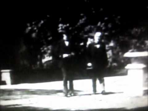 William McKinley's 1896 Campaign Song with the first film ever made of a President