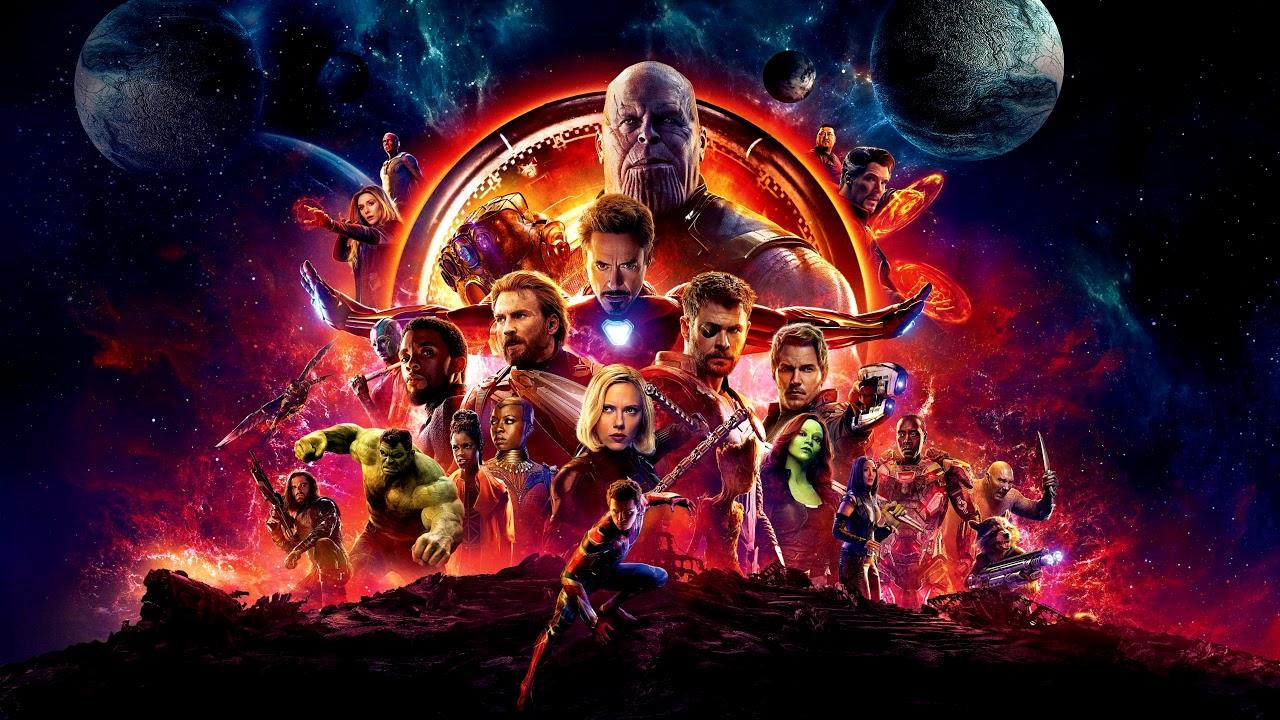 'Avengers: Infinity War' Main Theme by Alan Silvestri