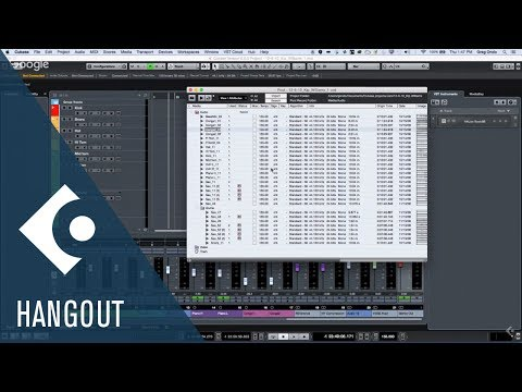 Audio Pool and A Quick Method to Minimize Breaths on a Vocal Recording | Club Cubase with Greg Ondo