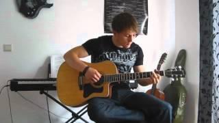 Die Toten Hosen - Tage wie diese (Acoustic Fingerstyle Cover by Denis)
