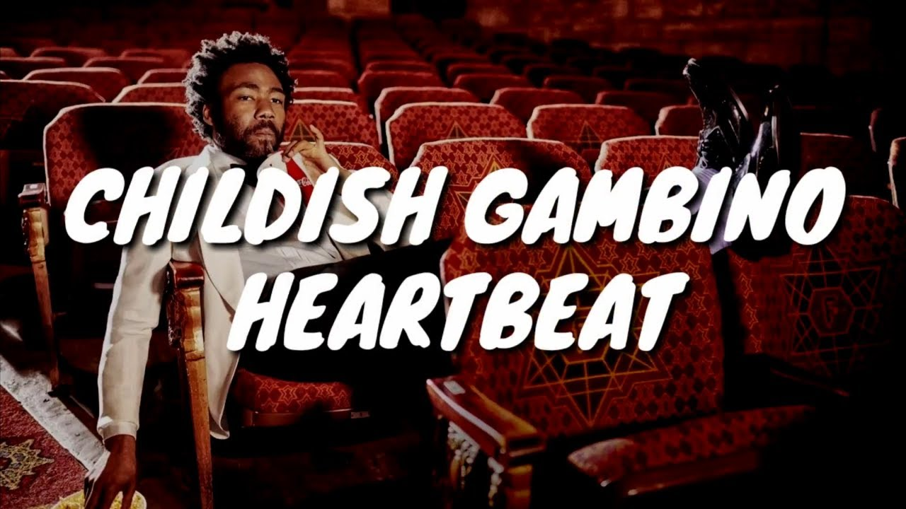 childish gambino sweatpants lyrics