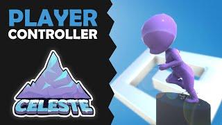 Thumbnail for 'Unity Player Controller - Based on Celeste'