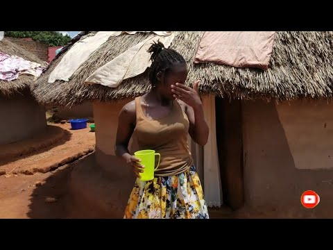 Download African village girl's life