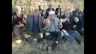Taşköprü Karşı köyü Kurban bayramı Mezarlık Ziyareti Dua 15,10,2013 Yılı