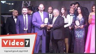 سمية الخشاب وأروى وعبادى الجوهر يحصدون جوائز الأفضل فى مهرجان الأغنية المصورة