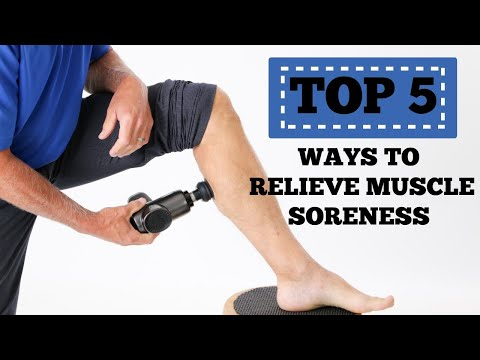 Top 5 Ways to Relieve Muscle Soreness & Recover Faster (Plus 3 to AVOID)
