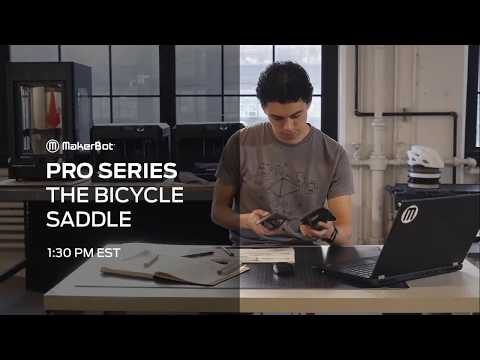 PRO SERIES: The Bicycle Saddle