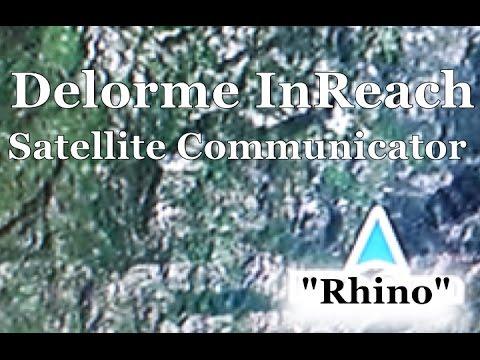 Survival Skills 101: Gear Review The Deloreme InReach SE 2-Way Satellite Communicator