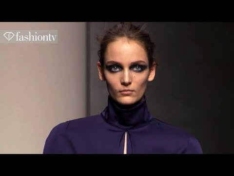 Zuzanna Bijoch: Top Model at Fashion Week Fall/Winter 2012-13 | FashionTV