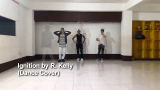ignition by r kelly dance cover